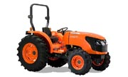 Kubota MX4700 tractor photo
