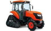 Kubota M8540 Power Krawler tractor photo