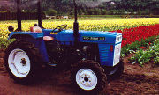 Rhino 284 tractor photo