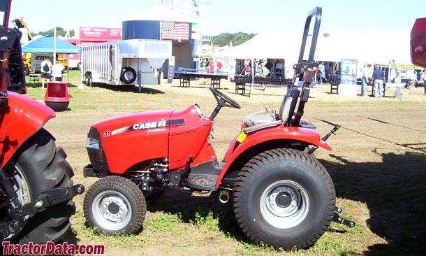 Farmall 31 Compact Tractor : Tractordata caseih farmall tractor photos information