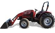 CaseIH Farmall DX60 tractor photo