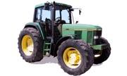 John Deere 6900 tractor photo