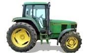 John Deere 6600 tractor photo