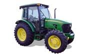 John Deere 5105M tractor photo