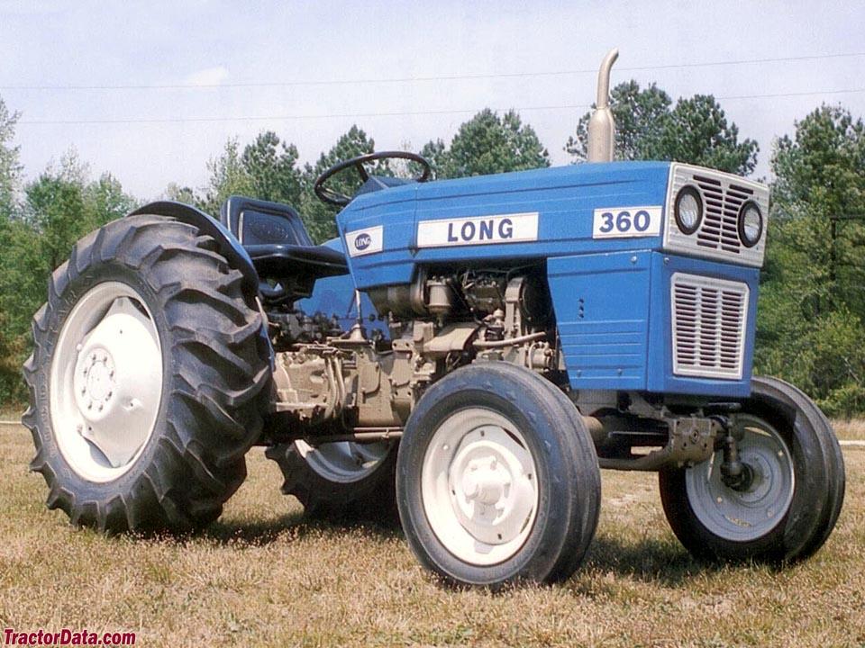 Long Tractors - Georgia Outdoor News Forum