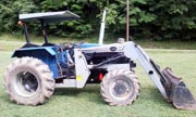 Long 2510 tractor photo