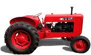 CO-OP D3 tractor photo