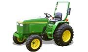 John Deere 3005 tractor photo