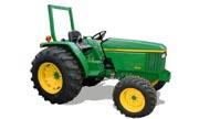 John Deere 4005 tractor photo