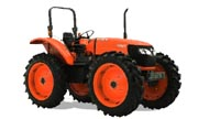 Kubota M96SHDM Mudder tractor photo