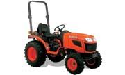 Kubota B2320 tractor photo