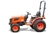 Kubota B2620 tractor photo