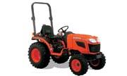 Kubota B2920 tractor photo
