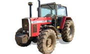 Massey Ferguson 2645 tractor photo