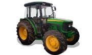 John Deere 5315 tractor photo