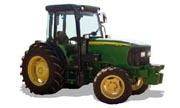 John Deere 5615 tractor photo