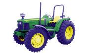 John Deere 5715 tractor photo