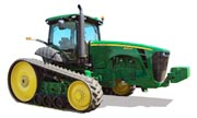 John Deere 8320RT tractor photo