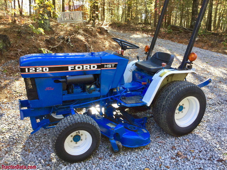 tractordata ford 1220 tractor photos information 1994 Ford Tractor 1220 ford