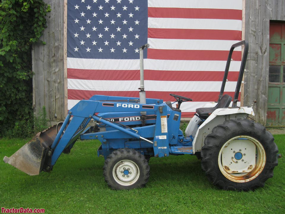 Tractordata Com Ford 1620 Tractor Photos Information