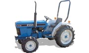 Ford 1715 tractor photo