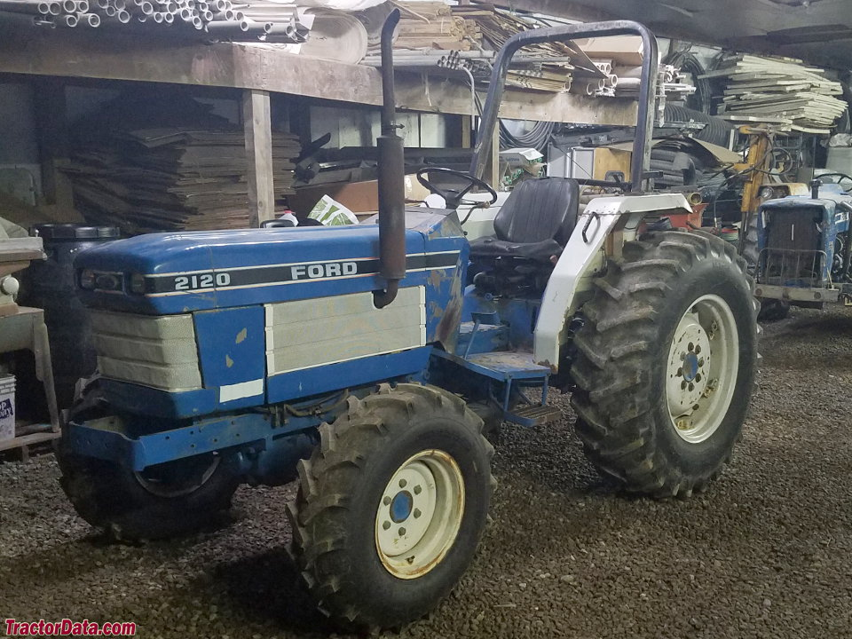Ford 2120 Tractor : Tractordata ford tractor photos information