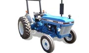 Ford 2810 tractor photo