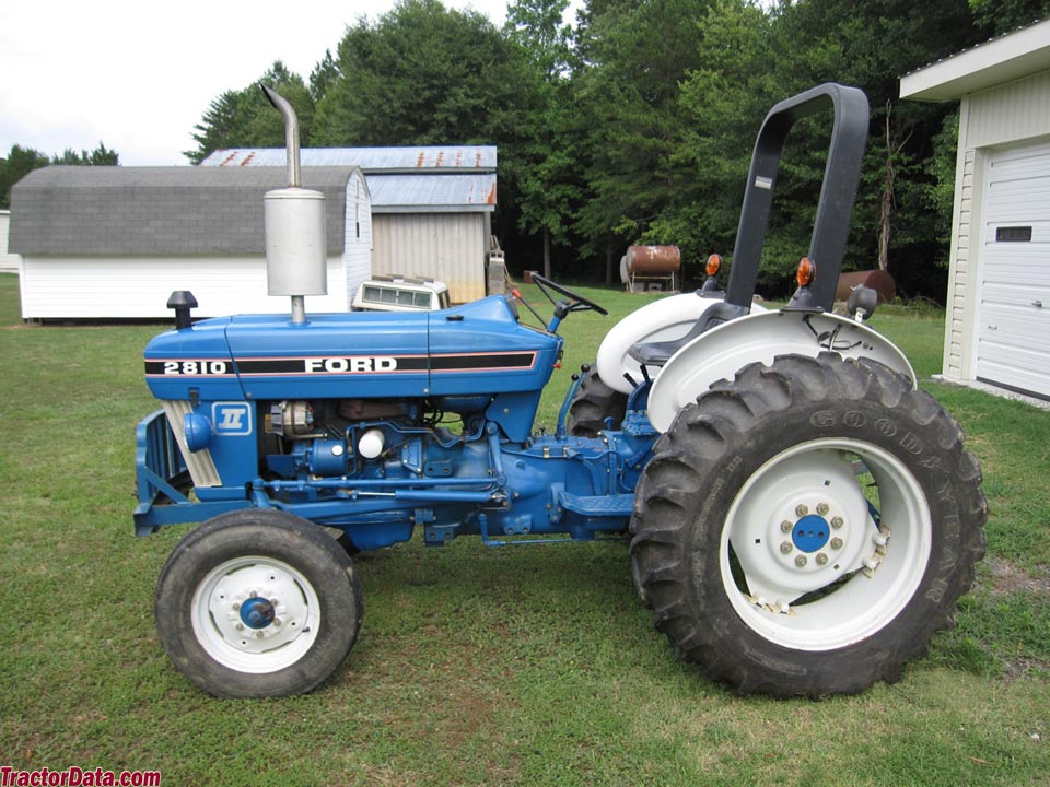 Ford Farm Tractors : Tractordata ford tractor photos information