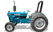 Ford 3430 tractor photo