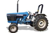 Ford 5640 tractor photo