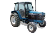 Ford 6640 tractor photo