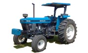 Ford 7610S tractor photo