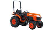 Kubota B3200 tractor photo