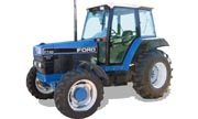 Ford 7740 tractor photo