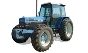 Ford 7840 tractor photo