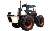 J.I. Case 4694 tractor photo