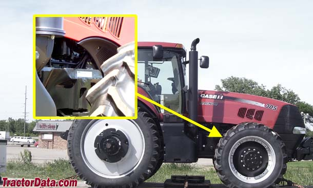 Case tractors serial numbers