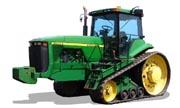 John Deere 8200T tractor photo