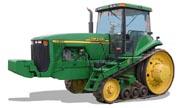 John Deere 8210T tractor photo