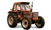 Hesston 680 tractor photo