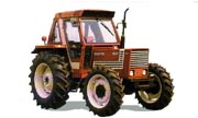 Hesston 780 tractor photo