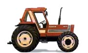 Hesston 980 tractor photo