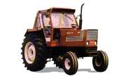 Hesston 1580 tractor photo