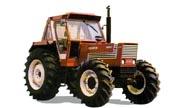 Hesston 1880 tractor photo