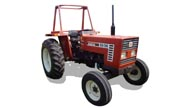 Hesston 55-56 tractor photo