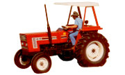 Hesston 55-66 tractor photo
