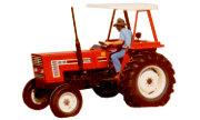 Hesston 55-66 tractor photo