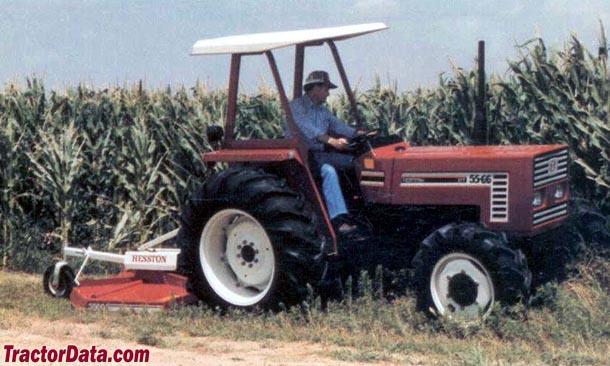 Fiat Hesston Tractors Farm : Tractordata hesston tractor photos information
