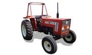 Hesston 65-56 tractor photo