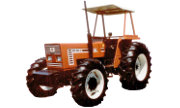 Hesston 70-66 tractor photo